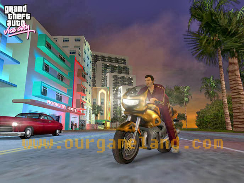 Gta vice city highly compressed 100mb